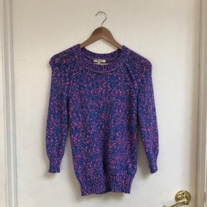 MADEWELL super soft and stretchy knit sweater